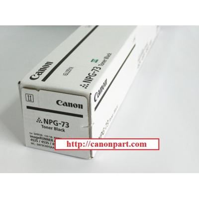 Hộp mực IR4545 Canon NPG-73 BK