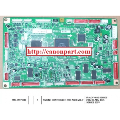 Mạch điều khiển DC IR4051 (FM4-8597)