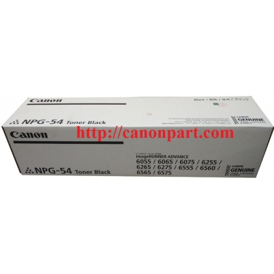 Hộp mực Canon IR6565/6555 (NPG-54BK)