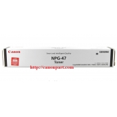 Mực Canon NPG-47 Black
