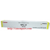 Mực Canon NPG-47 Yellow