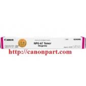 Mực Canon NPG-67 Magenta